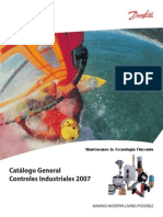 Catálogo General Controles Industriales