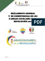 Reglamento Jer 2013
