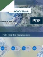 Strategy of ICICI