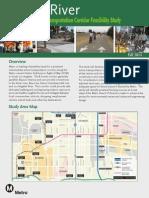Rail to River Fact Sheet