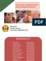 Studi Biofarmasetika Obat Intrapulmonar