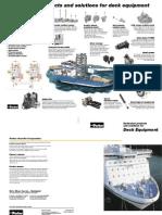 Deck Equipment HY02 8047 UK