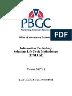 ITSLCM V2007.1