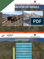 Metodos de Explotacion de Minas