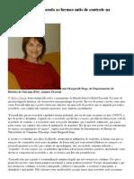 Rede Globo _ globo ciência - Foucault analisa as relações de poder