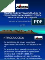TECNOLOGIA DE ULTIMA GENERACION EN PRODUCTOS DE INICIACIÓN