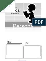 IV.bim.Personal Social 3ero Prim.