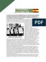 La mujer en la Guerra Civil Española