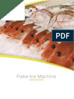Flake Ice Machine FK2T