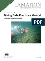 Diving Manual