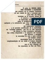 Mar Del Plata El Ocio Represivo J J Sebreli
