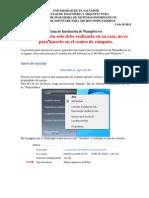 Guia de Instalacion WampServer