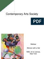 Contemporary Arts Society