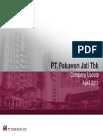PT. Pakuwon Jati