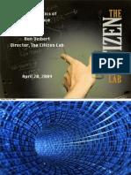 2009 Deibert Geopolitics Cyberspace