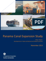 Panama Canal Phase I Report - 20Nov2013