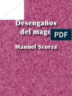 Desengaños del mago - Manuel Scorza