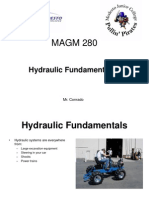 Hydraulic Fundamentals