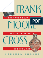Frank Moore Cross Conversations With a Bible Scholar