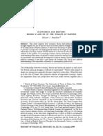Adam Smith y La Riqueza de Las Naciones