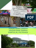 Bank Sampah Kampus JKL