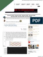 Cara Kerja Traffic Control System - AbimaelZone