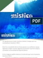 Informe avance Místico Diciembre 2013