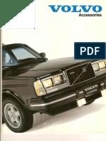 96392206 1983 Volvo 240 Accessories Catalog Small