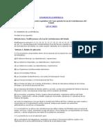 Modificaciones Ley de Contrataciones Del Estado