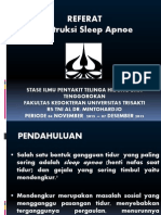 Sariputriutami.sleep Apnoe