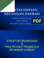 Presentasi Penatausahaan Keuda Ok1