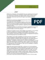 EL BUEN DESAYUNO Ministerio d sanidad y consumo español