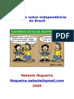 Várias atividades sobre Independência do Brasil