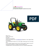 554 Tractor