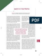 El español en Asia-Pacífico