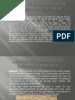 ANÁLISIS DE LA PRODUCCIÓN DE GANADO OVINO EN