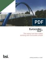BSI Eurocodes Plus Brochure