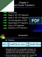 Chap4-Fast Fourier Transform