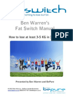 Fat Switch Manual