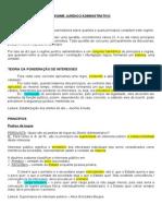 Administrativo - 2 - Regime jurídico administrativo