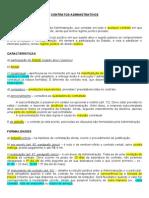 Administrativo - 8 - Contratos administrativos