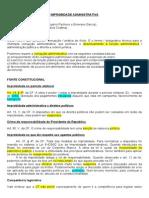 Administrativo - 16 - Improbidade administrativa