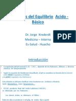 7. Equilibrio Acido -Básico (Dr. Krederdt)