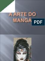 A ARTE DO MANGÁ