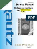Training Lg 50pa4500-Dm 50pa4510-Dj Ch pb23a | Alternating