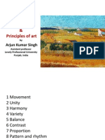 Elements and Principles of Visual Arts
