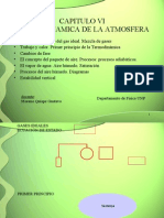 Termodinamica Atmosferica -Moreno Quispe