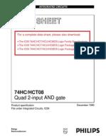 74HC08.PDF