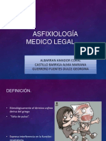 Asfixia Medico Legal