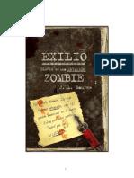 Exilio Diario de una invasión zombie - J. L. Bourne